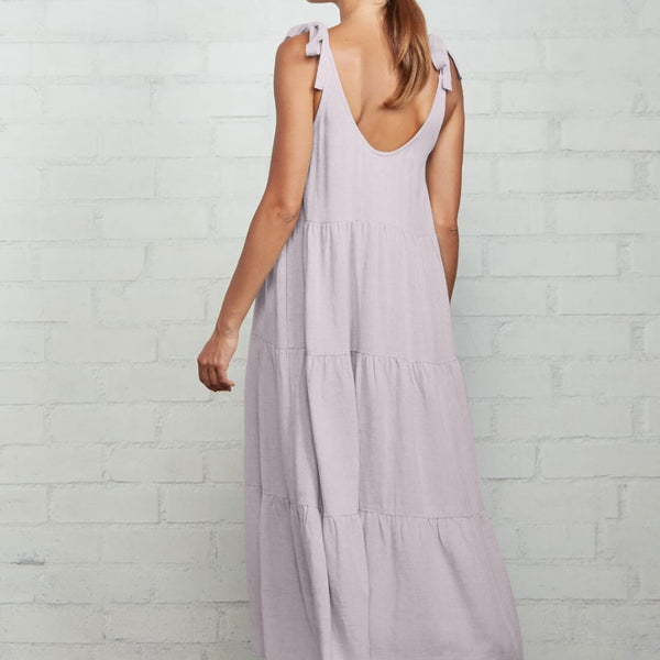 RACHEL PALLY - LINEN ADELAIDE DRESS