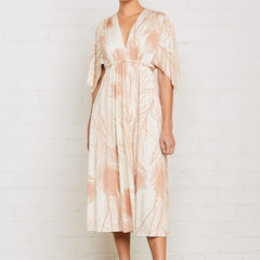 RACHEL PALLY - MID-LENGTH CAFTAN DRESS