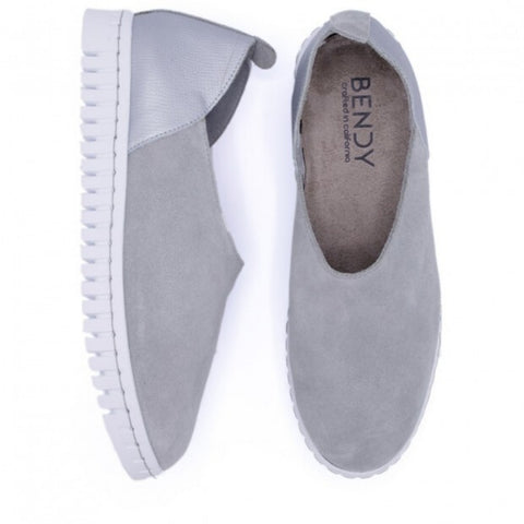 Ashbury Skies Bendy Gray Sneakers