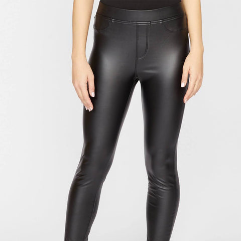 Runway Legging Slick Black