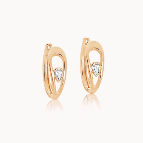 Amelie Diamond Earrings