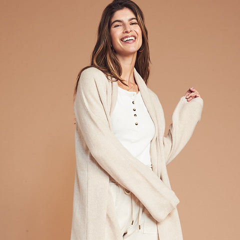 Canyon Cashmere Cardigan