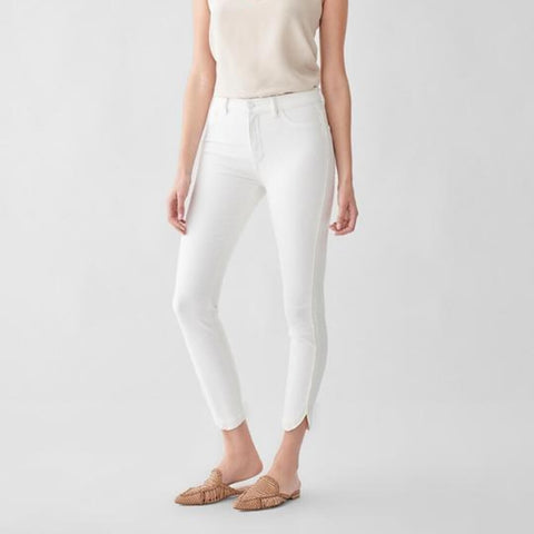 FARROW CROP HIGH RISE INSTASCULPT SKINNY