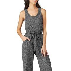 Grey Jumpsuit