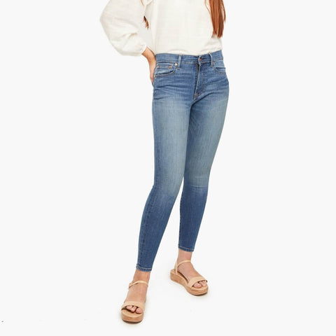 THE FILI HIGH RISE SUPER STRETCH JEAN