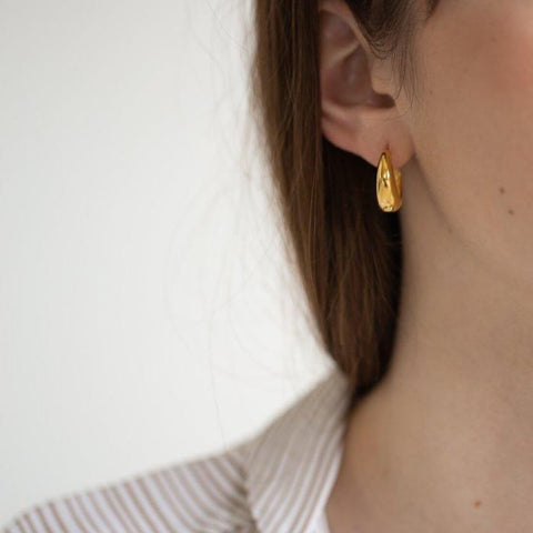 Deux Earrings