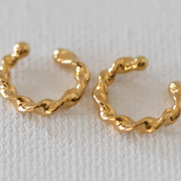 Twist Ear Cuffs