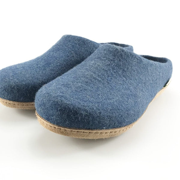 Kyrgies All Natural Molded Sole - Low Back - Navy Womens