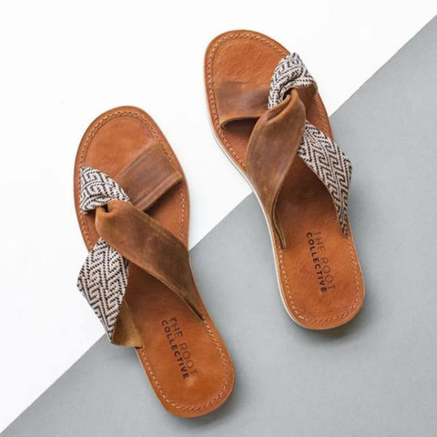 Molly Sandal Chestnut