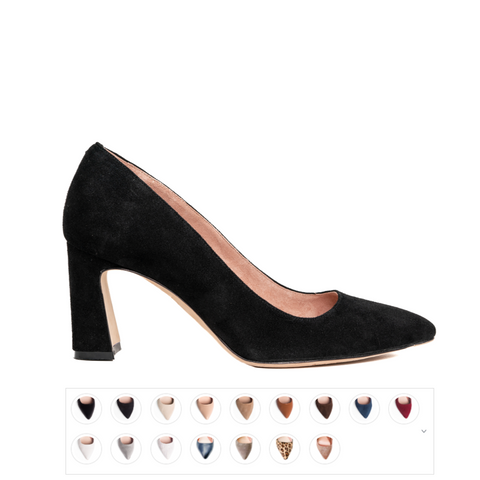 ALLY Multiple Colors - Block Heel Pump