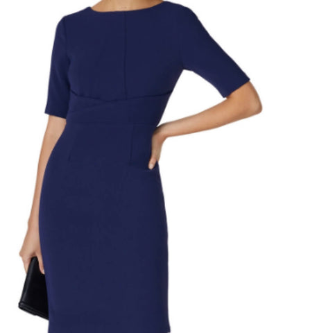 RENT THE RUNWAY Navy Dress