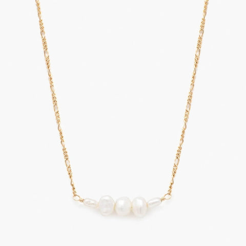 LINDLEY PEARL NECKLACE