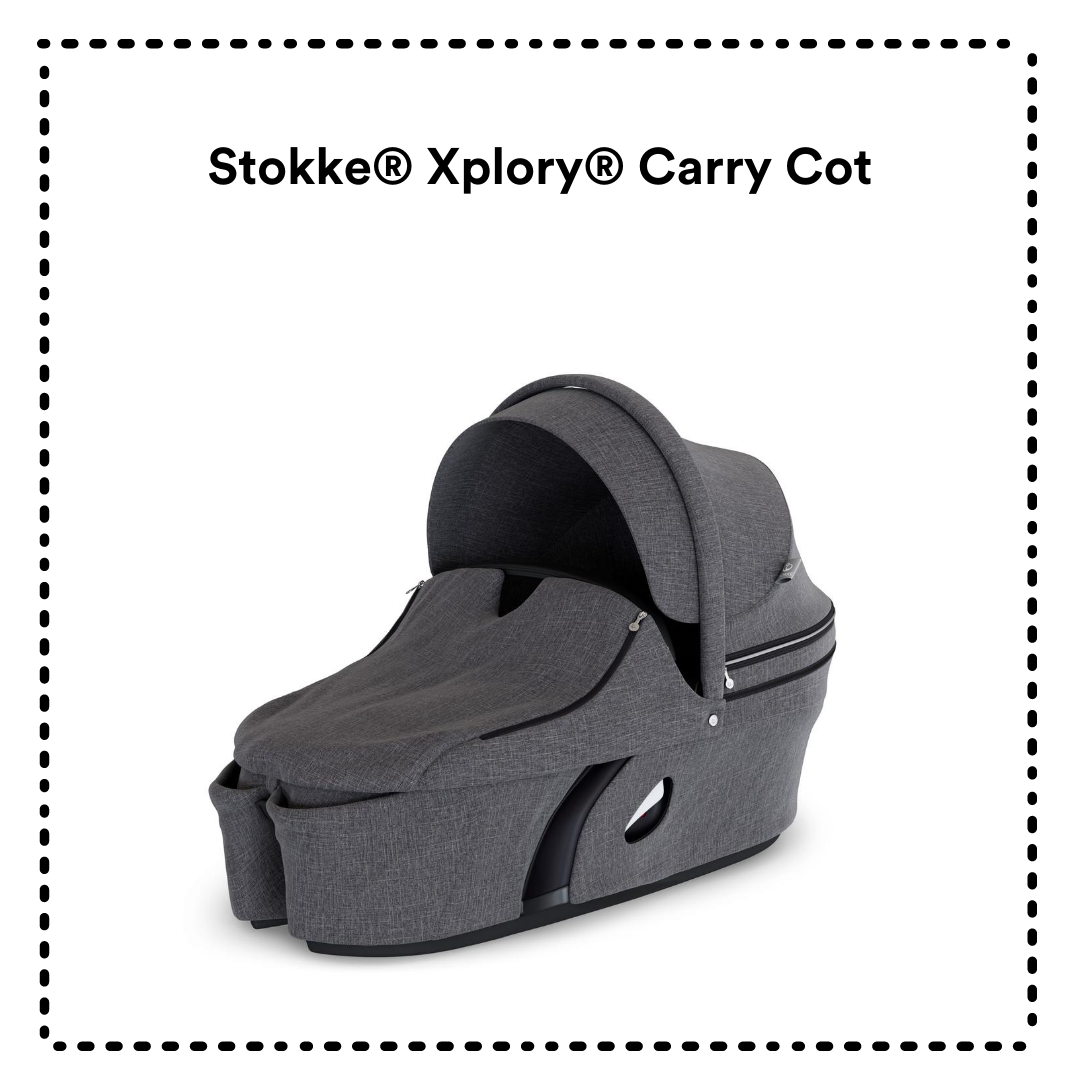 xplory carry cot