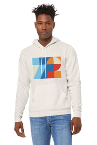 """Seventy Two"" Hoodie (White)"