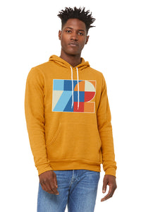 """Seventy Two"" Hoodie (Yellow)"
