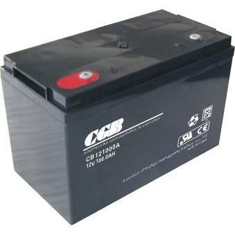 120Ah 12V AGM Battery Deep Cycle CGB 319 x 174 x 274mm CGB12120