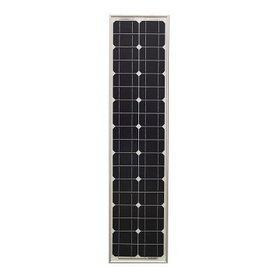 InstaPower 50W 12V Mono Solar Panel 1220x290x35mm - SBP Electrical