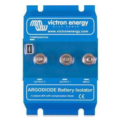 Argodiode 80-2AC 2 batteries 80A - SBP Electrical