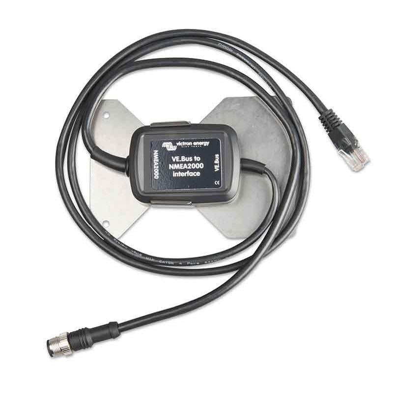 VE.Bus to NMEA2000 interface - SBP Electrical