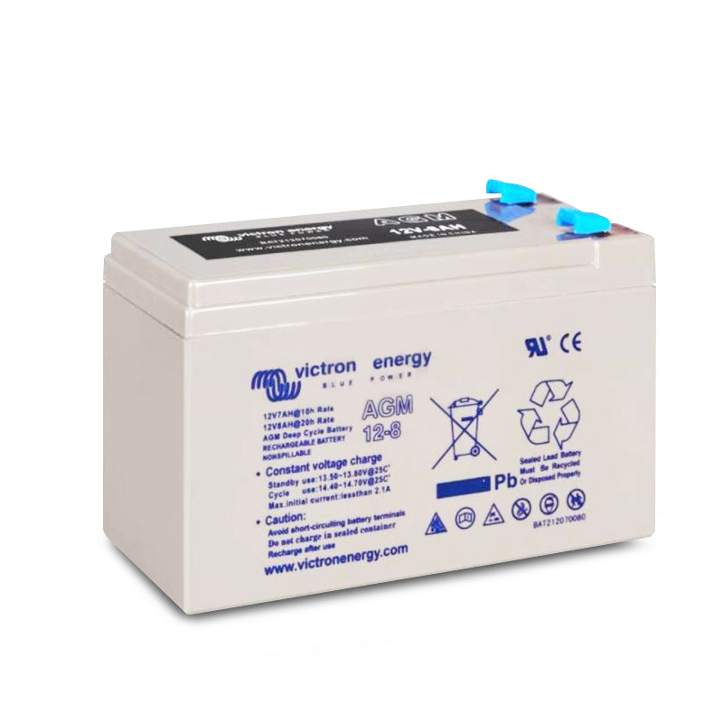 Victron Energy 12V/8Ah AGM Deep Cycle Battery BAT212070084