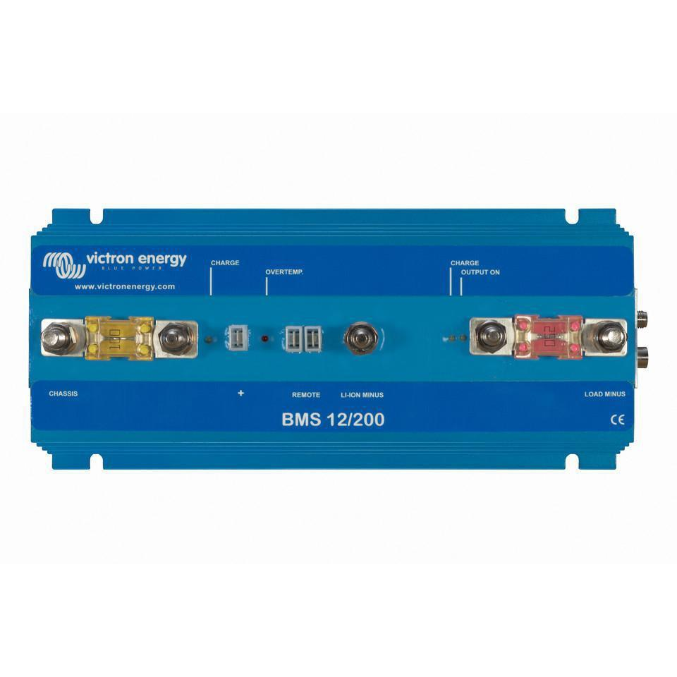 Battery Management System BMS 12/200 - SBP Electrical