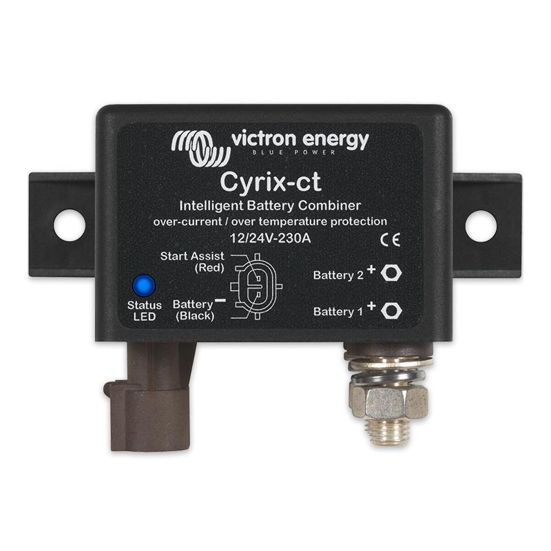 Victron Energy Cyrix-Li-load 24/48V-230A intelligent charge relay CYR020230450