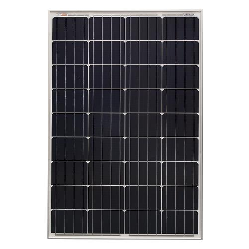 InstaPower 100W 12V Mono Solar Panel 1012x670x35mm - SBP Electrical