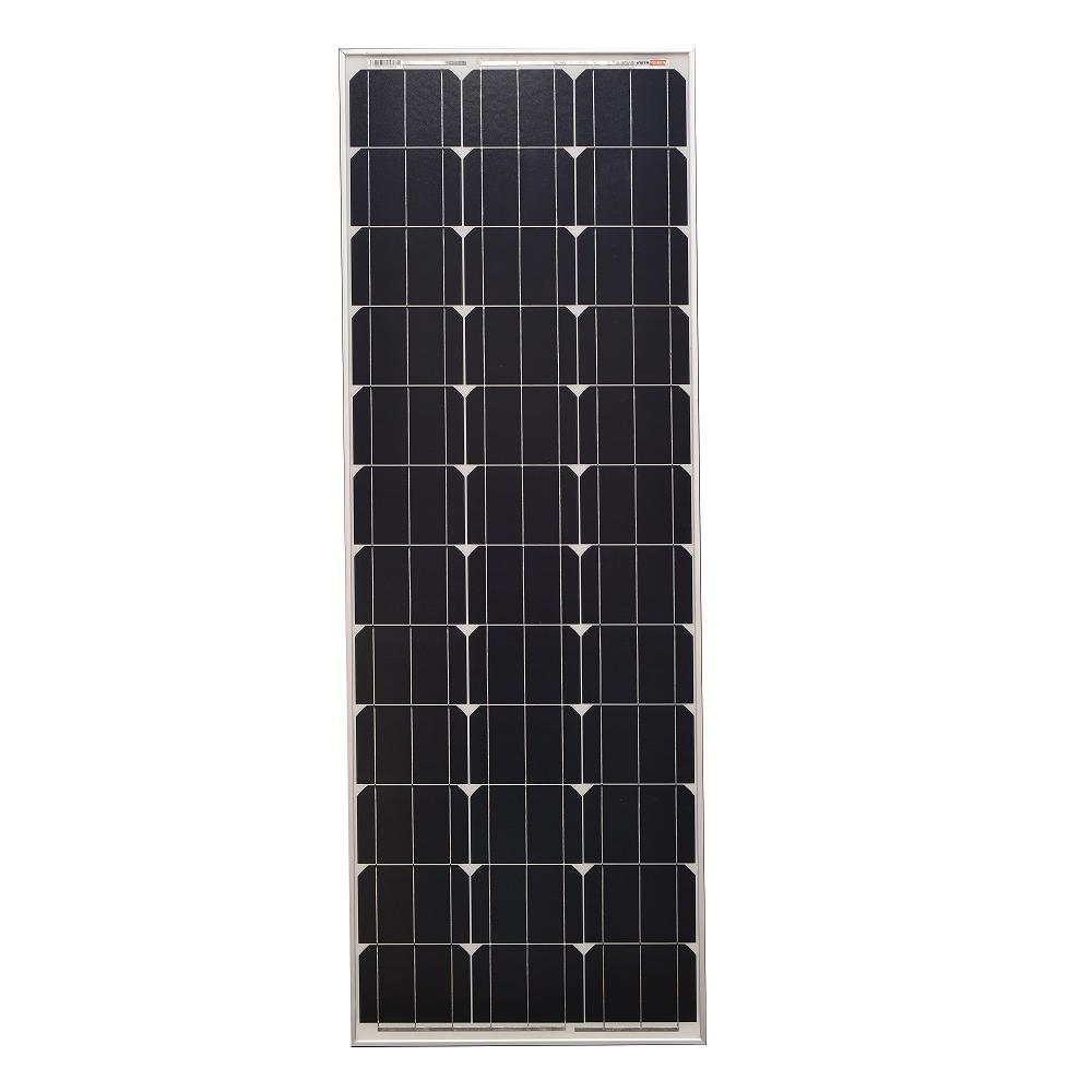 InstaPower 120W 12V Mono Solar Panel 1400x500x35mm - SBP Electrical