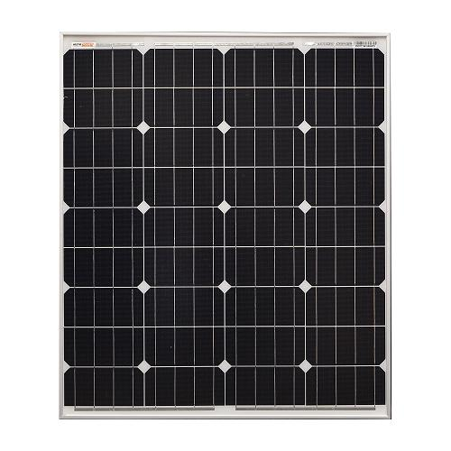 InstaPower 65W 12V Mono Solar Panel 780x670x35mm - SBP Electrical