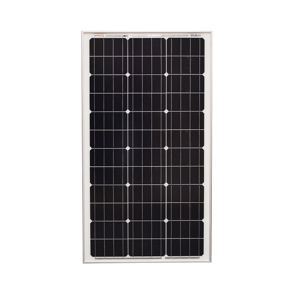 InstaPower 80W 12V Mono Solar Panel 860x670x30mm - SBP Electrical