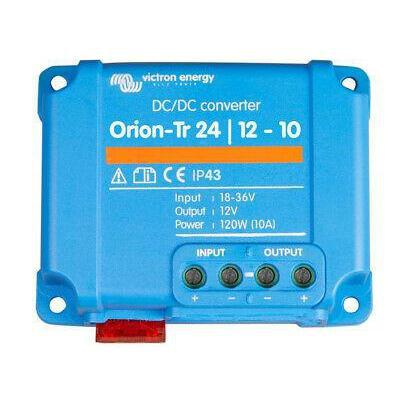 Victron Energy Orion IP67 24/12-10A (120W) DC-DC Converter ORI241210260