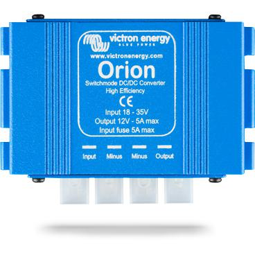 Orion 12/24-8 DC-DC converter IP20 - SBP Electrical