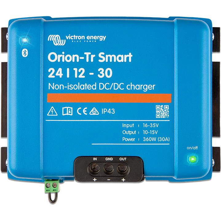 Victron Energy Orion-Tr Smart 24/12-30A (360W) Non-isolated DC-DC charger ORI241236140