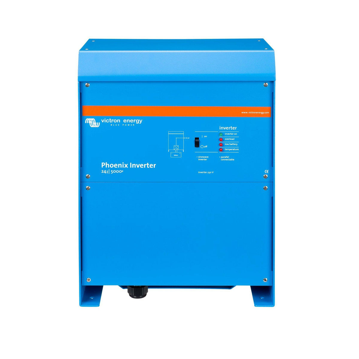 Phoenix Inverter 48/5000 230V VE.Bus - SBP Electrical