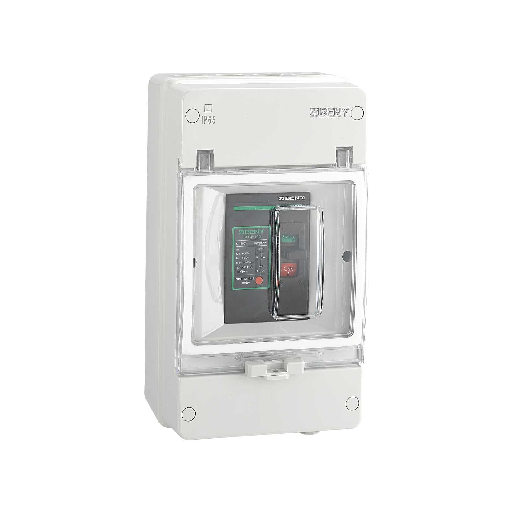 IP65 Enclosure for BDM-250 Series Battery Circuit Breaker
