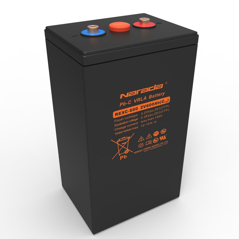 Narada 2V 400Ah (C10) Lead-Carbon Battery - SBP Electrical