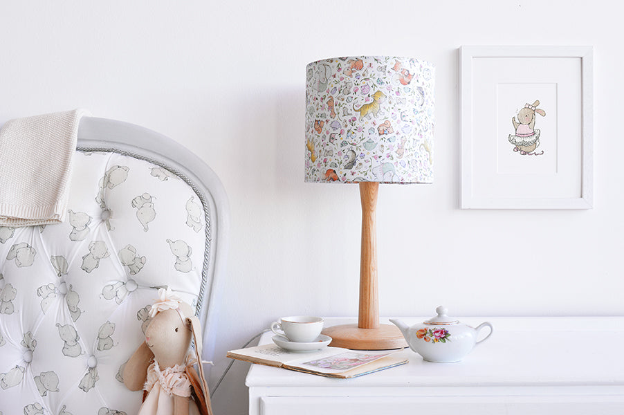 Children's Enchanted Bedroom Lampshade