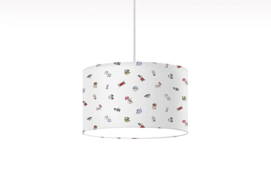 Children's bedroom London Lampshade