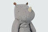 Maileg Large Rhino Children's Soft Toy