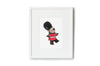 Children's Queens Guard Beefeater Bear Print