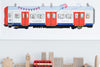 Kid's Framed London Tube Train Picture