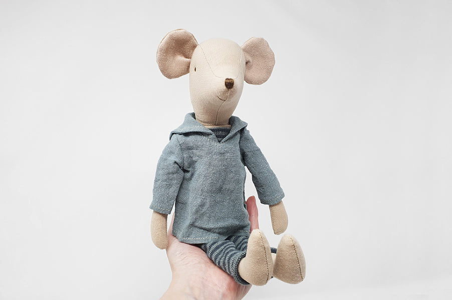 Maileg Medium Mouse Boy Doll