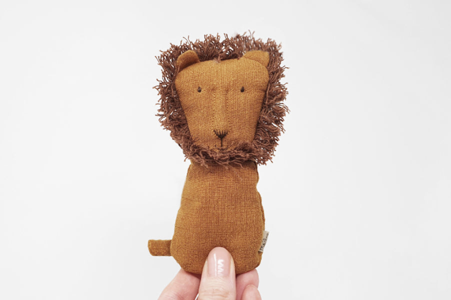 Maileg Lion Rattle for baby