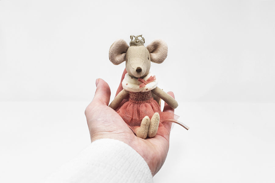 Maileg Princess Mouse Girl's Soft Toy