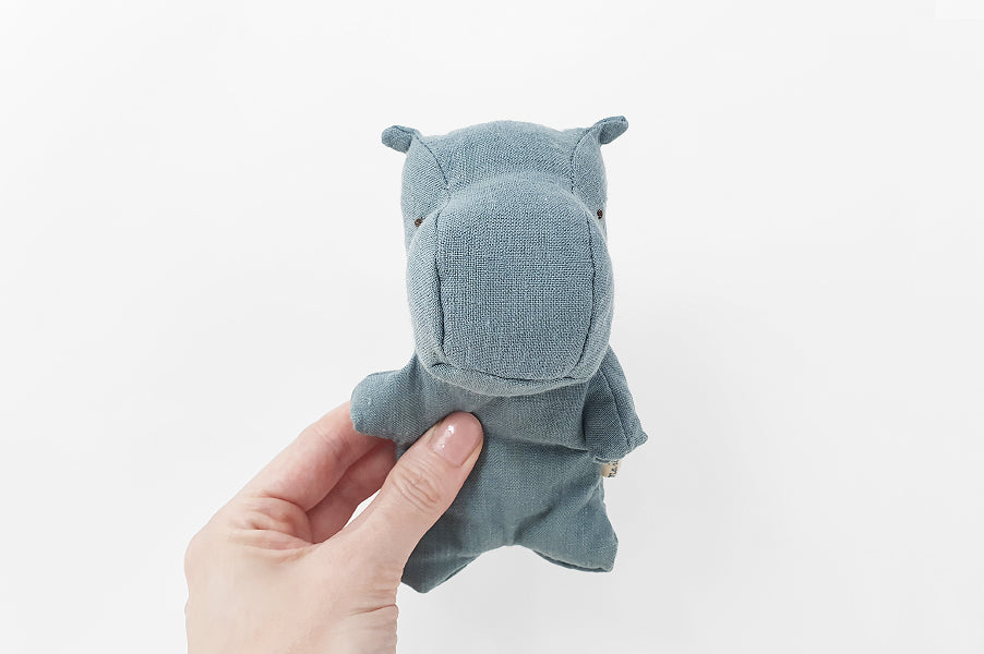 Maileg Mini Hippo Soft Kid's Toy