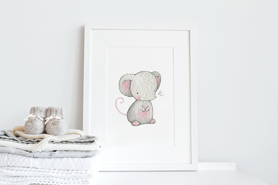 Newborn Baby Mouse Picture