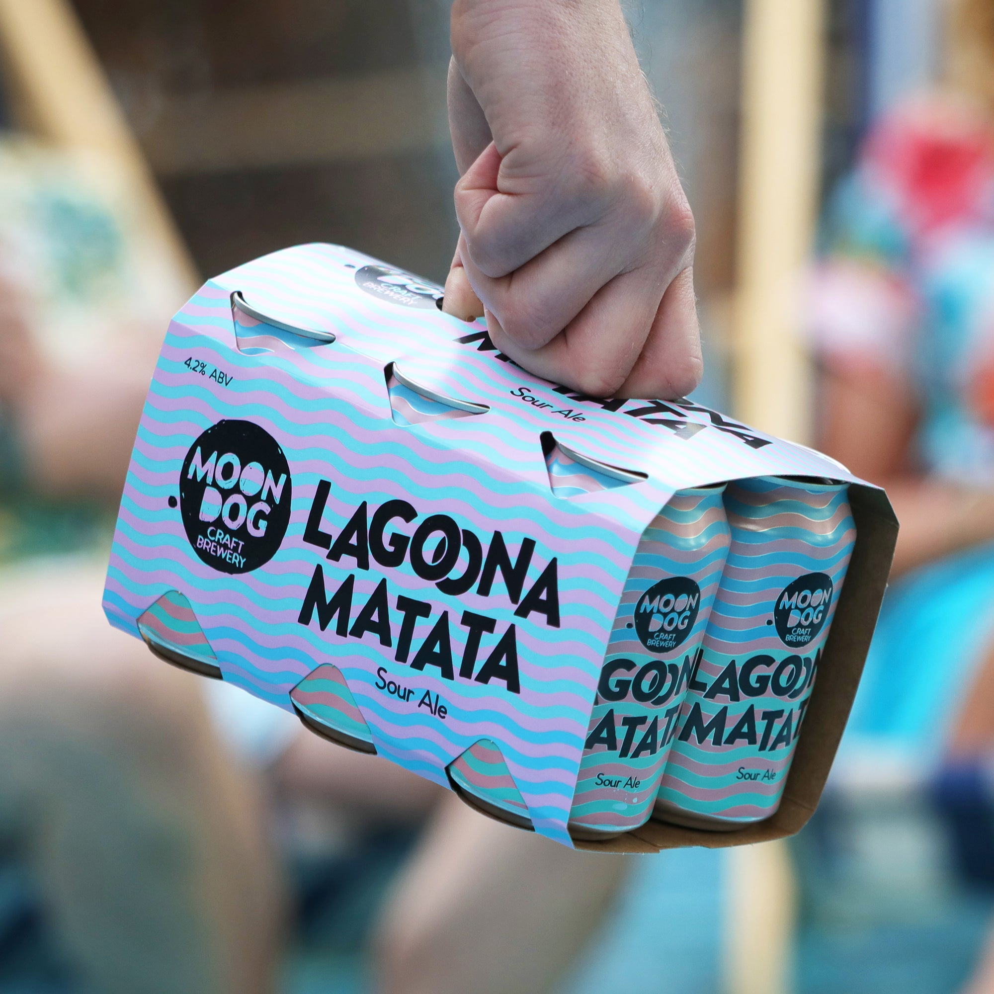 Lagoona Matata Sour Ale 330ml Cans - 6/24 Pack