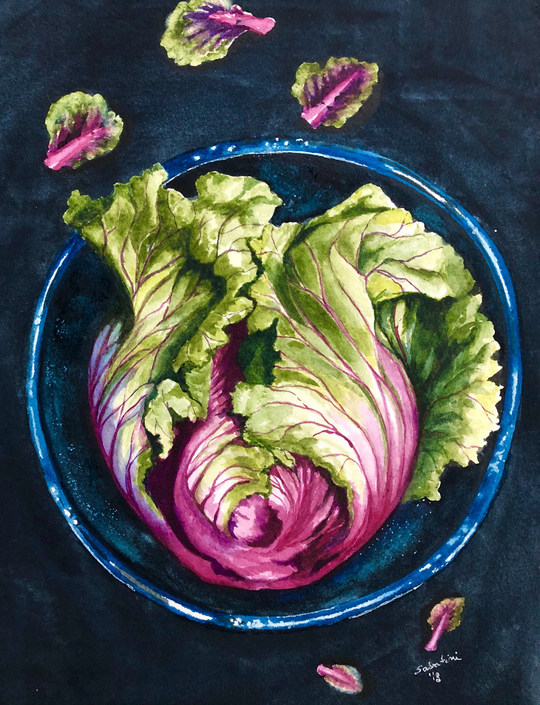 """Red Cabbage"