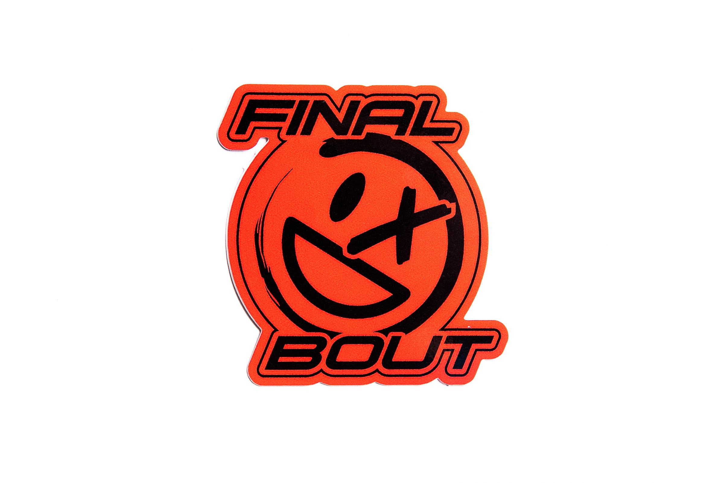 Final Bout Smiley Face [Color Options]