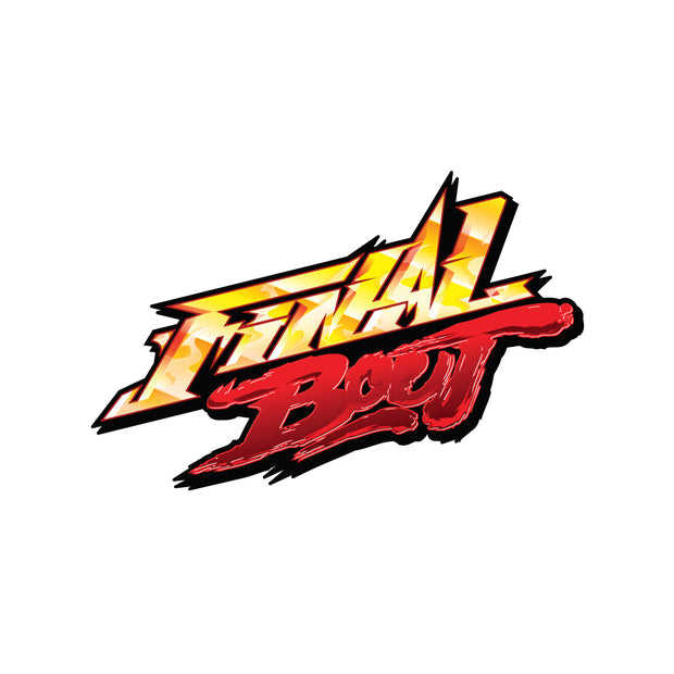 Final Bout Sticker - Original